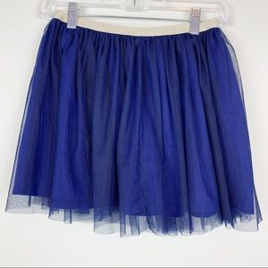 OshKosh B'Gosh Navy Blue Tutu Skirt